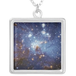 Way Star Formation Stellar Nursery LH 95 Necklace