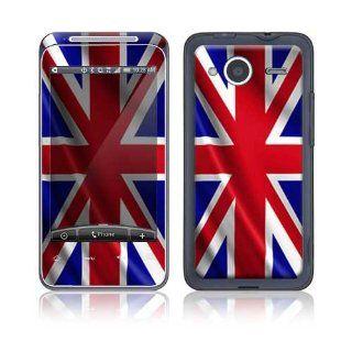 Flag Decorative Skin Cover Decal Sticker for HTC Evo Shift