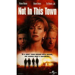 Not in This Town [VHS]: Kathy Baker, Adam Arkin, Max Gail