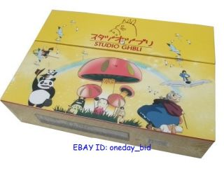 Hayao Miyazaki Studio Ghibli Ultimate Collection 32 DVDs Box Set