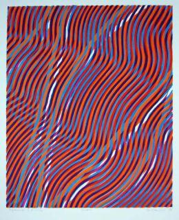 Stanley William Hayter Scorpio Lithograph s N