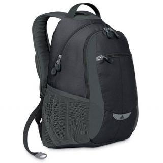 High Sierra Curve Backpack,Black/Charcoal/Black Clothing
