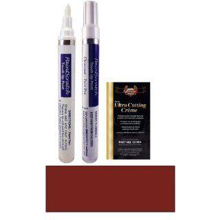 Oz. New Red Metallic Paint Pen Kit for 2012 Nissan Pathfinder (NAC