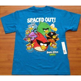 Angry Birds Spaced OUT Limited Edition T shirt Secret Code