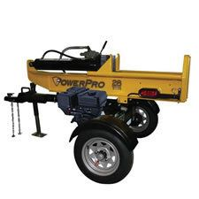 28 Ton Horizontal Vertical Log Splitter Honda Engine 401628RH
