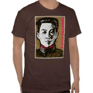 Emilio Aguinaldo Tshirt