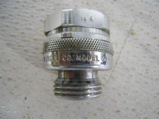 Woodford Nidel 34 H Hose Bibb Vacuum Breaker Chrome