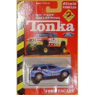 Tonka, Ford Escape #31 of 50 Die Cast Collection, The