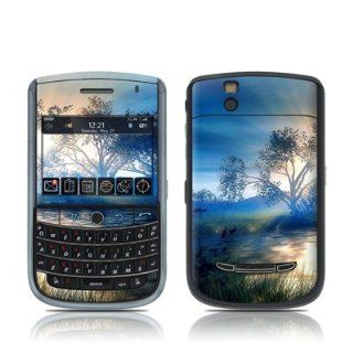 Bayou Sunset Design Skin Decal Sticker for Blackberry Tour