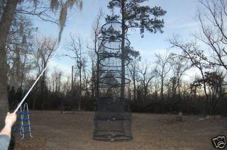 Louisiana Net Master Custom Made Hoop Nets