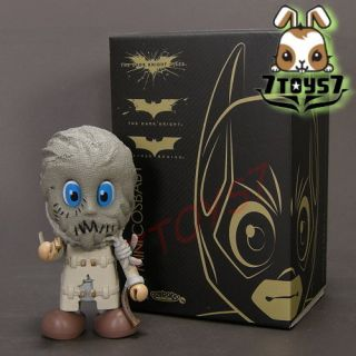 Hot Toys Cosbaby 3 Batman Begins 9 Scarecrow DC Warner Bros HT105I