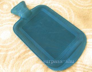 Hot 1pcs Wholesale 2000ml Large Thick Rubber Hot Cold Water Bag Bottle