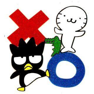 Badtz Maru XOXO Iron On Transfer for T Shirt ~ Sanrio