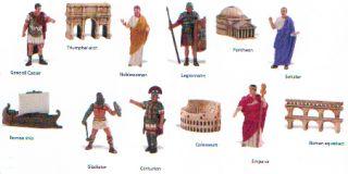 Historical Ancient Rome Collection Safari 12 Piece