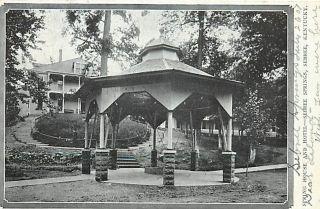 KY Sebree Sebree Springs Spring House Hotel 1907 T46525