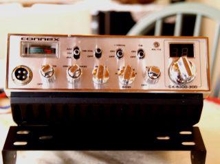Connex 4300 300 High Power Radio in Fantastic Condition