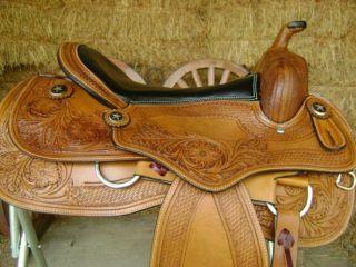 Horse Lovers Dream 16 Western Pleasure Trail 100 Leather Horse Cowboy