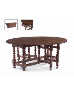 John Richard Collection Gateleg Table   Neiman Marcus