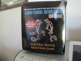 LIGHTNING REACTION RELOADED SHOCKING GAME PARTY