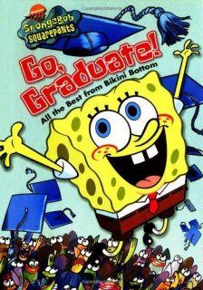 Go Graduate Spongebob Squarepant Nickelodeon 1416916784