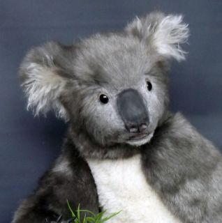 OOAK Realistic Koala Bear German Artist Britta Helberg