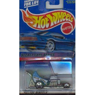 Hot Wheels 2000 046 SILVER/BLUE BABY BOOMER SECRET CODE
