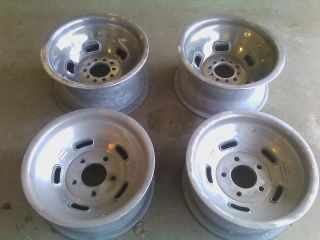 Halibrand Kidney Bean Wheels Rims Mags Vintage Hot Rod 1932 Ford SCTA