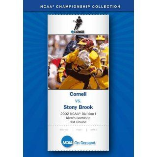 2002 NCAA(r) Division I Mens Lacrosse 1st Round   Cornell