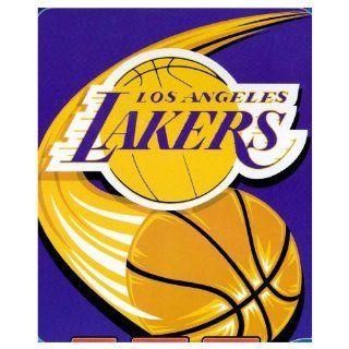 NBA Los Angeles Lakers Logo 50x60 Royal Plush Blanket