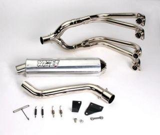 Vance Hines SS2 R Exhaust Full System Nickel Honda CBR900RR 93 99