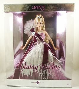 Holiday by Bob Mackie 2005 Barbie Doll