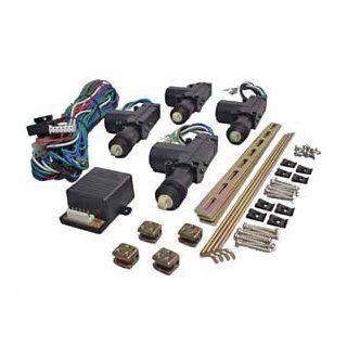 Power Door Lock Kit Chevrolet Cobalt Electronics   Alarms Keyless