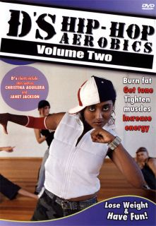 ds hip hop aerobics 2 dvd click here for complete product