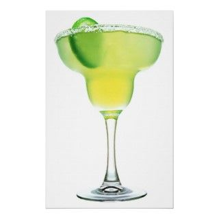 Margarita drinking tequila alcohol Mexico beer Boulder POSTER Print