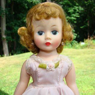 C1960 Cissette Doll in Pink Slip Madame Alexander ex. Kathy Hipp
