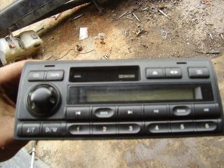 OEM Land Rover Discovery 2 Radio Head Unit Stereo 99 00 01 02 03 04