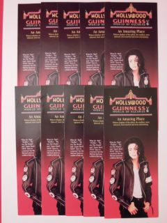 Lot 1993 Michael Jackson Hollywood Guinness World Records Promo