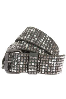 HTC Hollywood Trading Company New man BELT 10000 STUDS sz 85 ita 34