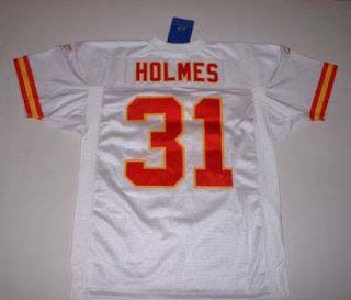 Priest Holmes Kansas City Chiefs Authentic Reebok NFL Football Jersey
