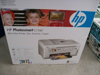 Back to home page  Listed as HP Photosmart C7280 All In One Inkjet
