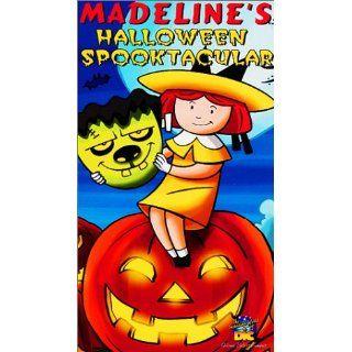 Madelines Halloween Spooktacular [VHS]: Tracey Lee Smythe