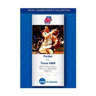 1994 Ncaa Division I Womens Basketball Regional Dvd