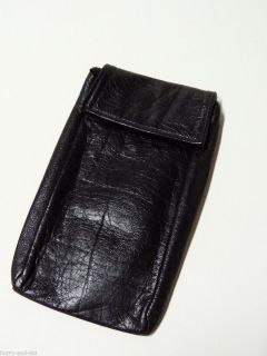 Nice Used Vintage HP 41 HP 55 HP 35 Leather Case Pouch Belt Loop for