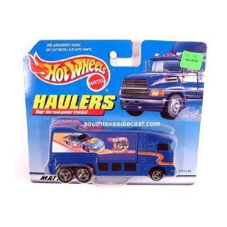 Hot Wheels Haulers 30 Years Over the Road Power Trucks