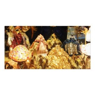 Venetian Carnival Masks‎   Venice, Italy Photo Cards