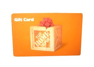 Home Depot Gift Card Store credit 498 00 w Free shipping Tracking