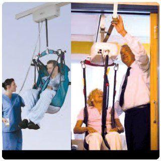 Barton Medical Track Lifts   Portable Track Lift Assembly