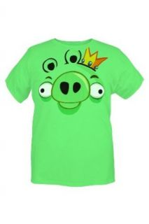Angry Birds Pig Face T Shirt Clothing