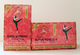 super slimming herbal tea herbal dietary supplement