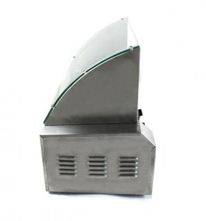 1000W Commercial 5 Roll Hot Dog Roller Warmer Machine